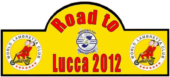 Road to Lucca 2012